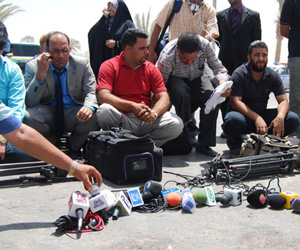 Journalists Face Humiliation in Tikrit